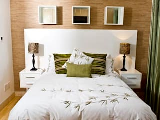 Modern style bedroom by AB DESIGN Modern