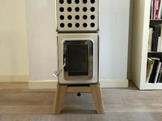 Cubi Stack Special Edition:  Woonkamer door Art of Fire