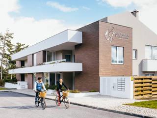 Wellness Retreat Casas modernas por Presprop - Portugal Construction Moderno