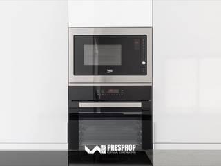 Modern kitchen by Presprop - Portugal Construction Modern