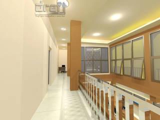 Rencana Rehab kantor DPM-PTSP kab. Muara enim Draft Karya