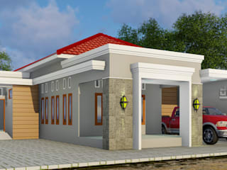 Rencana Rehab rumah tinggal Draft Karya
