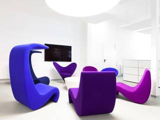 Bürogebäude von Batimet in Dresden Moderne Bürogebäude von Ken Wagner Photography Modern