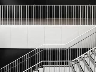 TU Dresden, Freies Projekt Moderne Bürogebäude von Ken Wagner Photography Modern