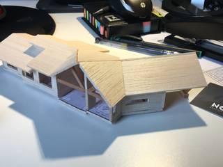 تنفيذ Nomade Arquitectura y Construcción spa