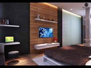 Master Room 1:  oleh Lims Architect,