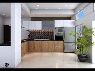 Kitchen Design 2:   by Lims Architect