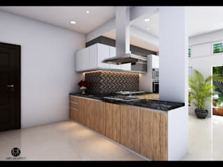 Kitchen Design 2:  oleh Lims Architect,