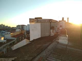 Constructores Badajoz: sustitución de cubierta para comunidad de vecinos de Construcciones Pedro Flecha