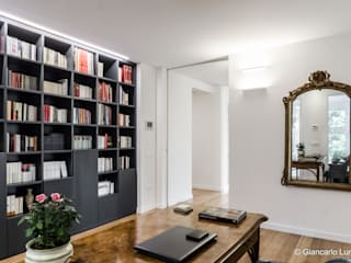 Modern study/office by Ignazio Buscio Architetto Modern