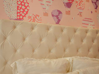 Modern nursery/kids room by Monica Saravia Modern