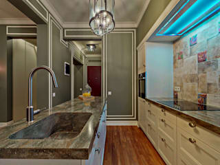 Built-in kitchens by Eli's Home, Classic
