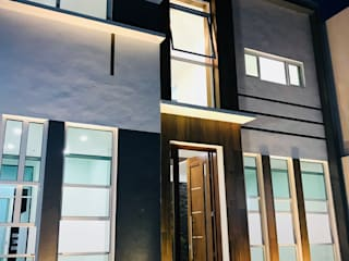 :  de estilo  por CARMAH Arquitectura+Urbanismo