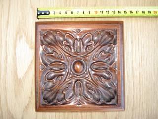 Деревянный резной декор:  в . Автор – Мастерская Художественной Мебели DerevoDekor , Классический