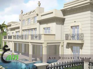 :  فيلا تنفيذ Ain Designs Studio