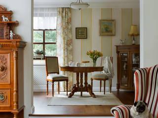 Pracownia Projektowa Poco Design Classic style dining room