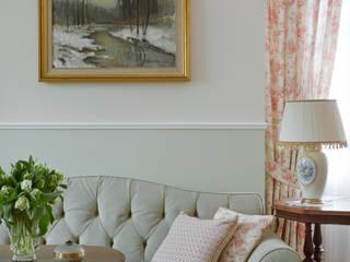 Pracownia Projektowa Poco Design Salones de estilo clásico