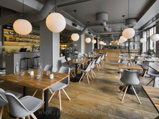 Pracownia Projektowa Poco Design Scandinavian style gastronomy