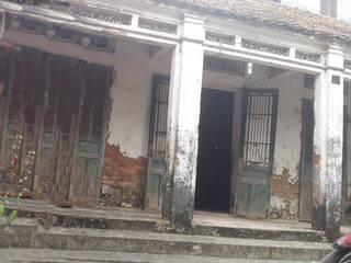Cải tạo nhà 3 gian và những lưu ý cần ghi nhớ:  Nhà cho nhiều gia đình by Kiến Trúc Xây Dựng Incocons, Châu Á
