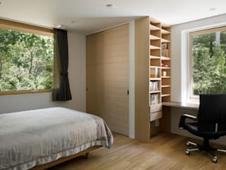 Bedroom by atelier137 ARCHITECTURAL DESIGN OFFICE