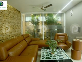 Prithvi Homes Living roomAccessories & decoration
