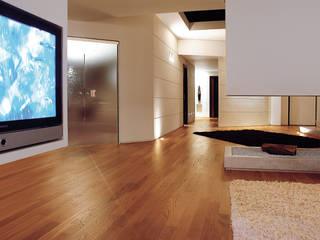 Couloir, entrée, escaliers modernes par Sammarro Architecture Studio Moderne