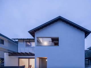 井の頭О邸: 遠藤誠建築設計事務所(MAKOTO ENDO ARCHITECTS)が手掛けた木造住宅です。