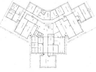 Fondazione Turati Gavinana:  in stile  di Morelli & Ruggeri Architetti