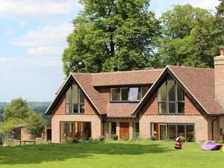 Portfolio:  Detached home by David Jenkins Design Ltd