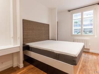 Appartement - Paris 16è - Atelier Florent: Chambre de style  par ATELIER FLORENT - Architectes d'Intérieur Paris, Classique
