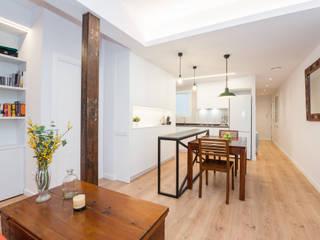 Sincro Modern kitchen MDF White