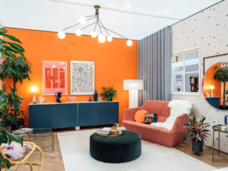 Grand Designs Live Room-Set Modern living room by Sara Slade Interiors Modern