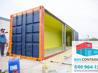 de Ros container Industrial