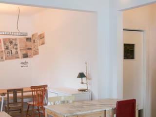 Restaurante . Estoril . Gosteria Careca: Salas de jantar  por aponto