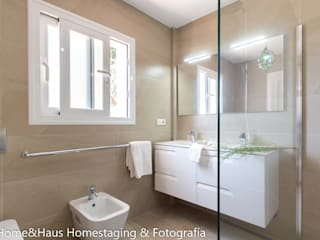 Home & Haus | Home Staging & Fotografía ห้องน้ำ