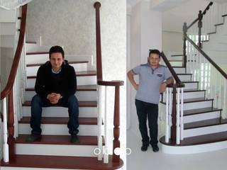 Treppe von ÖZ AHŞAP MERDİVEN