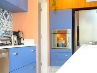 Kitchen units by MARIA FERNANDA PEREIRA, Modern