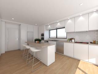 DR Arquitectos Kitchen