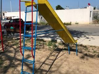 Resbaladero:  de estilo  por Concepto Mobiliario Urbano