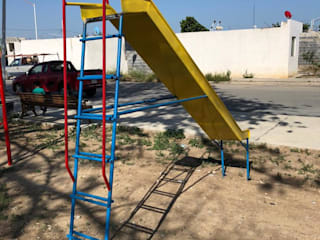 Oleh Concepto Mobiliario Urbano Klasik