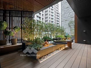 Terrace by 新綠境實業有限公司, Asian