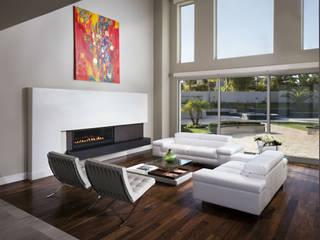 Livings modernos: Ideas, imágenes y decoración de RFoncerrada arquitectos Moderno