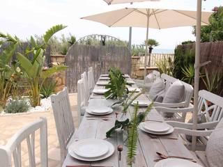 Mediterraner Garten von Neus Conesa Diseño de Interiores Mediterran