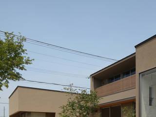 修景の舎 -風景をつくる佇まい- モダンな 家 の Studio tanpopo-gumi 一級建築士事務所 モダン