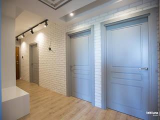 Koridor dan lorong by Tektura Studio Katarzyna Denst