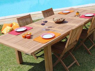 Arredo-Giardino.com Garden Furniture Kayu Wood effect