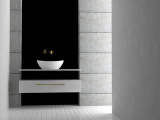 Umywalki nablatowe - jaką wybrać do swojej łazienki? od Luxum Nowoczesny
