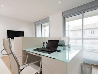 Modern study/office by réHome Modern