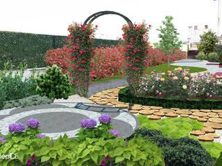 Garden by konseptDE Peyzaj Fidancılık Tic. Ltd. Şti.