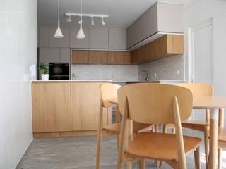 COZINHA I Cozinhas modernas por Atelier OSO Moderno